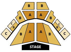 Toronto Consort seating plan