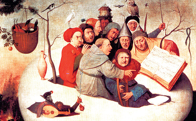 The Toronto Consort - The Musical World of Hieronymus Bosch